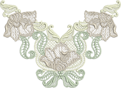 Gold Embroidery Png PNG Images