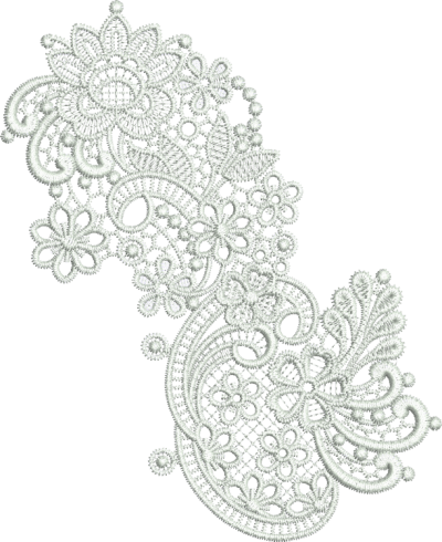 Lace Embroidery Designs Png PNG Images