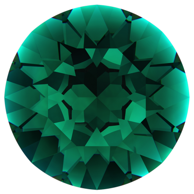Blue Cloor Emerald Stone Png Transparent