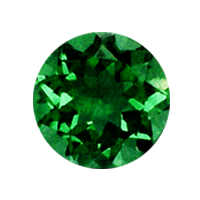 Elegant Emerald Stone Png PNG Images