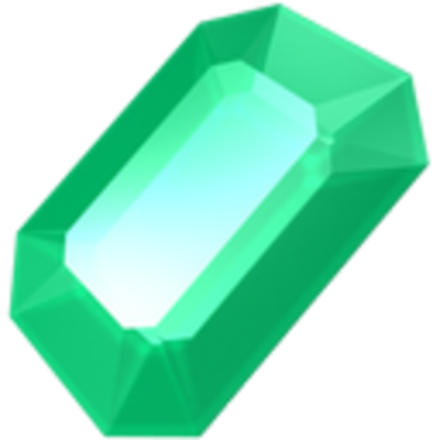 Emerald Icon Png PNG Images