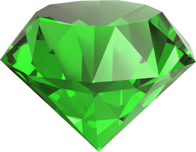 Emerald Stone Pictures PNG Images