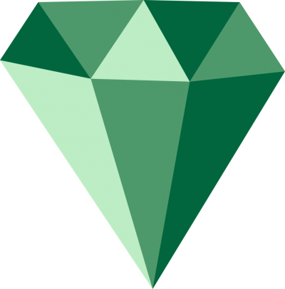 Supremely Emerald Stone Png Transparent Images   PNG Images