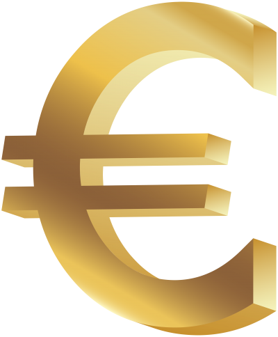 Euro Cut Out PNG Images