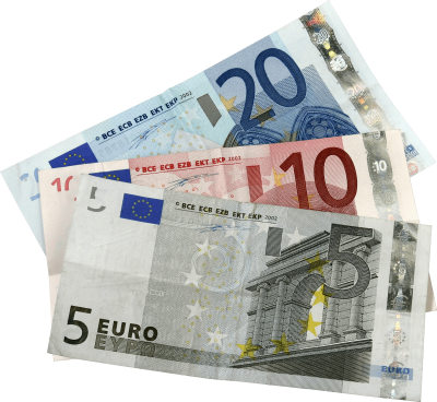 Euro Background PNG Images