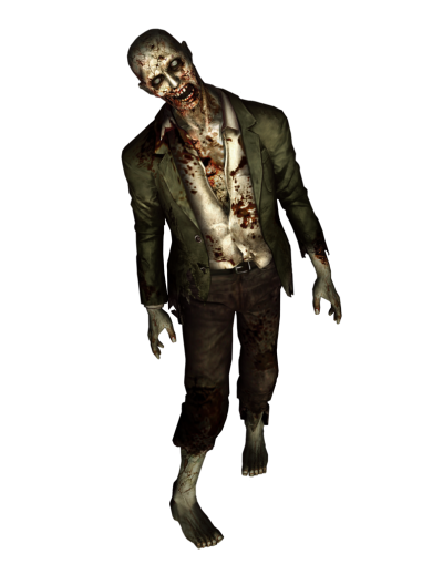 Evil Zombie PNG Icon PNG Images