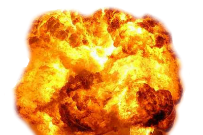 Explosion Photos PNG Images