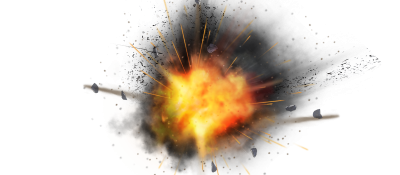 Image HD Explosion PNG Images