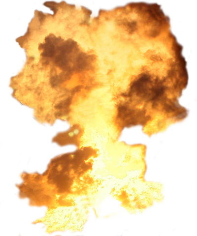 Png HD Photo Explosion PNG Images
