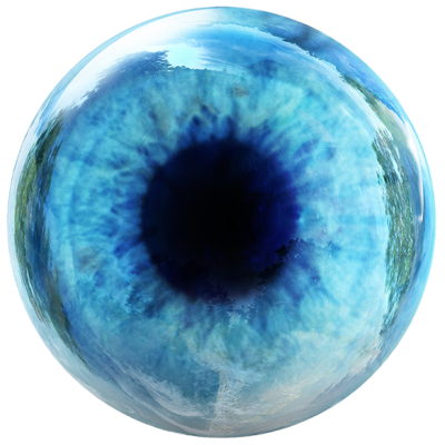 Blue Eye Transparent Picture PNG Images