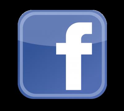 White Facebook F Logo Png