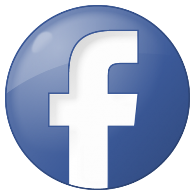 Social Facebook Button Blue Icon Png PNG Images
