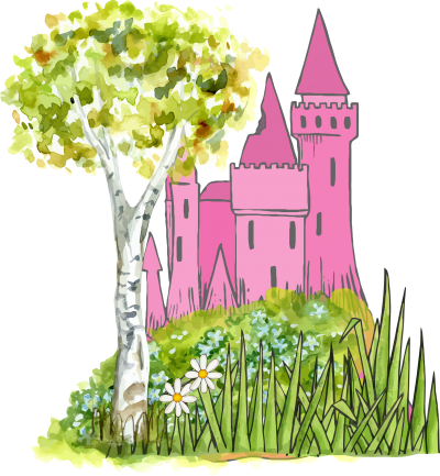 House Fairytale Png Transparent Image   PNG Images