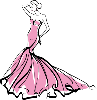 Fashion Clipart HD
