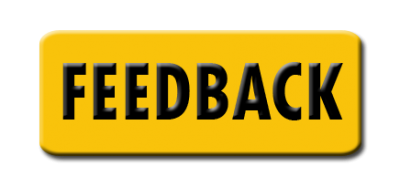 Feedback Button Transparent Background PNG Images