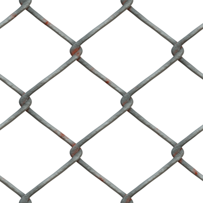 Metal Chain Fence Png PNG Images
