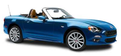New Fiat 124 Car High Quality PNG PNG Images