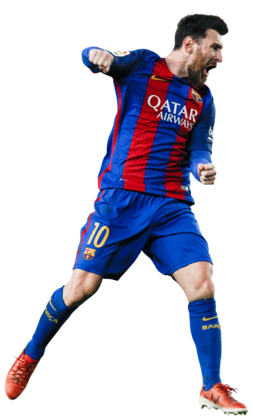 Fifa 2018 Messi Transparent PNG Images