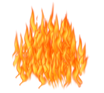 Fire Flames High Quality PNG Images