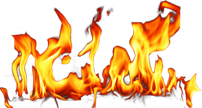Fire Flames Clipart Transparent