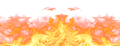 Fire Flames Transparent Background