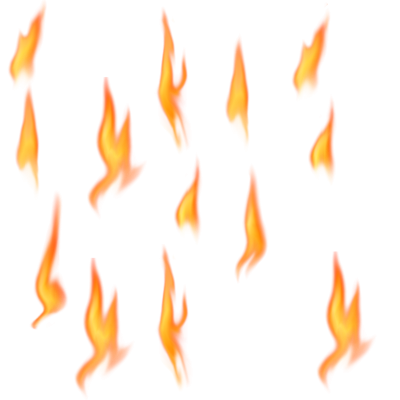 Fire Flames Clipart Photo 19 PNG Images
