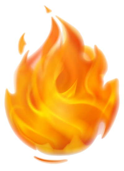 Fire Icon  Cliparts