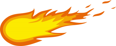 Fireball Transparent PNG Images
