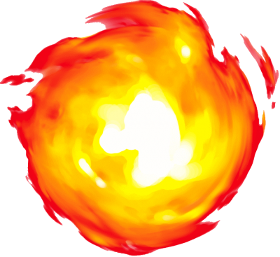 Fireball PNG Images
