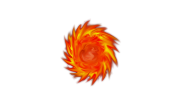 Fireball Simple 8 PNG Images
