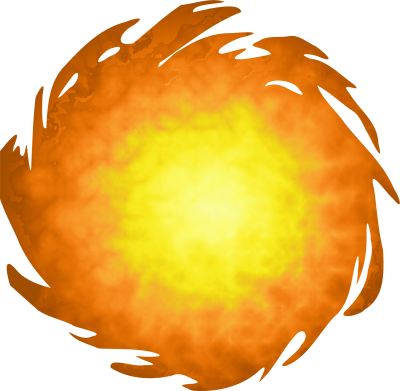 Fireball Best PNG Images