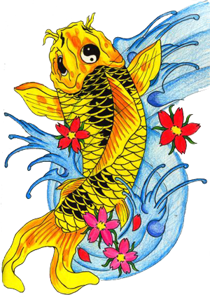 Fish Tattoos Free PNG PNG Images