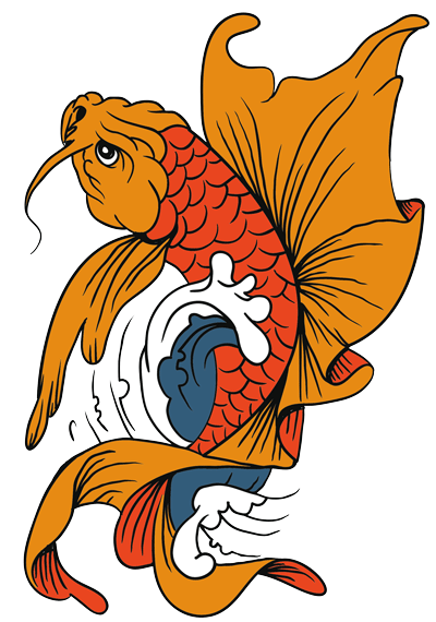 Fish Tattoos Transparent Picture PNG Images