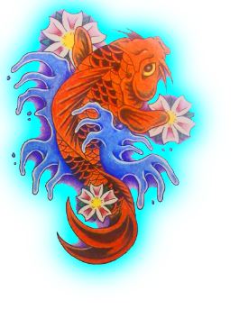 HD Png Fish Tattoos Photo