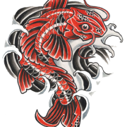 Images PNG Fish Tattoos