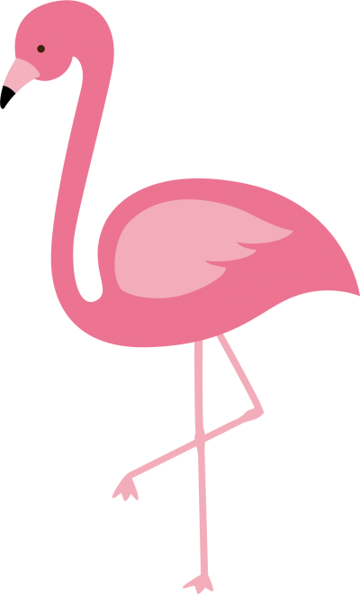 Pink Flamingo Vector Png PNG Images