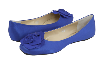 Blue Flat Shoes Png Transparent PNG Images