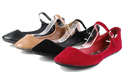 Colors Flat Shoes Png Transparent Images   PNG Images