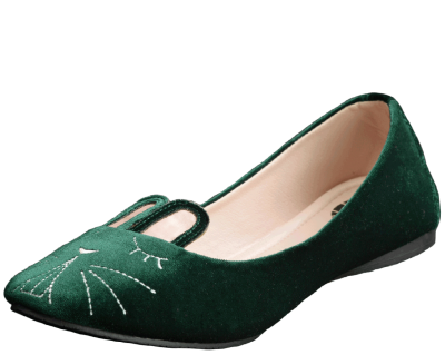 Green Pairs Of Animal Shoes That Are Just As Cute As The Real Png