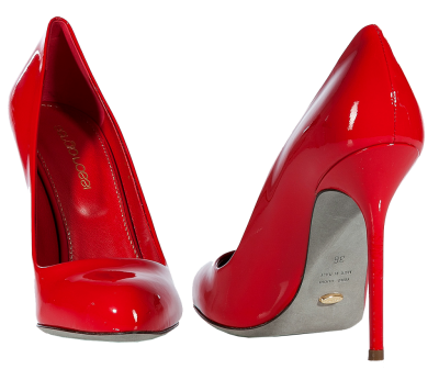 Red Women Shoes Png Images PNG Images