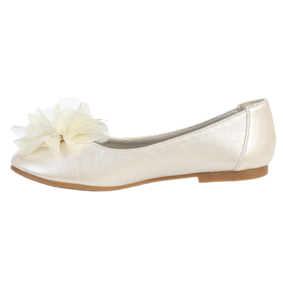White, Girls, Flat Shoes Png PNG Images