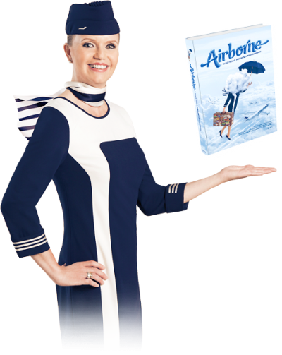 Flight Attendant Pictures PNG Images