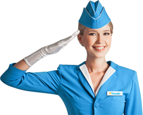 Travel, Tour Booking Template Flight Attendant Png PNG Images