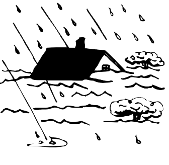 Rain Flood Png Transparent Photo PNG Images
