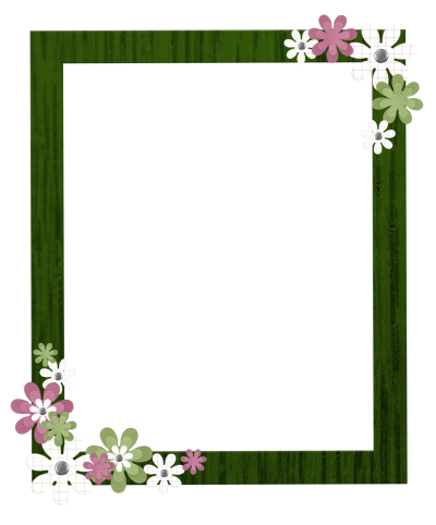 Green Frame Png PNG Images