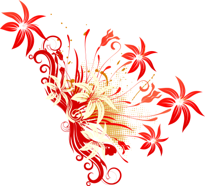Floral, Flower, Leaf, Leafy, Leaves Pictures PNG Images