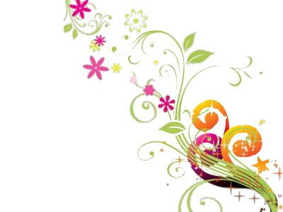 Flowers Red And Vector Png