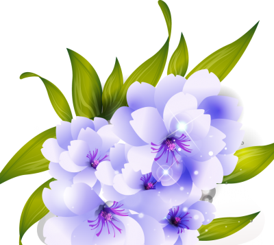 White Flower Vector Hq Png