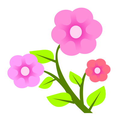 Flowers Transparent Background