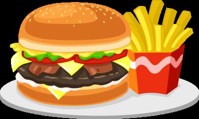 Image result for hamburger png transparent